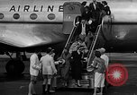 Image of Students Bermuda Island, 1950, second 8 stock footage video 65675041467