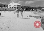 Image of Students Bermuda Island, 1950, second 22 stock footage video 65675041467