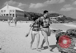 Image of Students Bermuda Island, 1950, second 25 stock footage video 65675041467