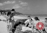 Image of Students Bermuda Island, 1950, second 27 stock footage video 65675041467