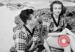Image of Students Bermuda Island, 1950, second 32 stock footage video 65675041467