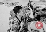 Image of Students Bermuda Island, 1950, second 37 stock footage video 65675041467