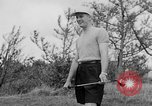 Image of Students Bermuda Island, 1950, second 45 stock footage video 65675041467