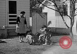 Image of Louella Gallagher knife throwing stunt Austin Texas USA, 1950, second 15 stock footage video 65675041468
