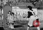Image of Louella Gallagher knife throwing stunt Austin Texas USA, 1950, second 39 stock footage video 65675041468