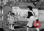 Image of Louella Gallagher knife throwing stunt Austin Texas USA, 1950, second 41 stock footage video 65675041468