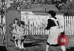 Image of Louella Gallagher knife throwing stunt Austin Texas USA, 1950, second 42 stock footage video 65675041468