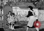 Image of Louella Gallagher knife throwing stunt Austin Texas USA, 1950, second 43 stock footage video 65675041468