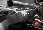 Image of rocket powered race car in Indianapolis Indianapolis Indiana USA, 1946, second 8 stock footage video 65675041470
