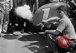 Image of rocket powered race car in Indianapolis Indianapolis Indiana USA, 1946, second 18 stock footage video 65675041470