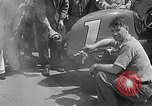 Image of rocket powered race car in Indianapolis Indianapolis Indiana USA, 1946, second 24 stock footage video 65675041470