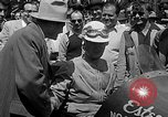 Image of rocket powered race car in Indianapolis Indianapolis Indiana USA, 1946, second 28 stock footage video 65675041470