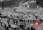 Image of Ken Syverson Snoqualmie Pass Washington USA, 1948, second 13 stock footage video 65675041474