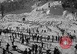 Image of Ken Syverson Snoqualmie Pass Washington USA, 1948, second 14 stock footage video 65675041474
