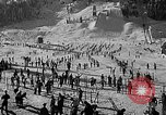 Image of Ken Syverson Snoqualmie Pass Washington USA, 1948, second 16 stock footage video 65675041474