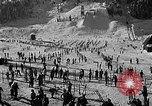 Image of Ken Syverson Snoqualmie Pass Washington USA, 1948, second 18 stock footage video 65675041474