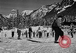 Image of Ken Syverson Snoqualmie Pass Washington USA, 1948, second 19 stock footage video 65675041474