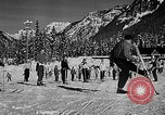 Image of Ken Syverson Snoqualmie Pass Washington USA, 1948, second 20 stock footage video 65675041474