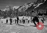 Image of Ken Syverson Snoqualmie Pass Washington USA, 1948, second 21 stock footage video 65675041474