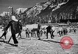 Image of Ken Syverson Snoqualmie Pass Washington USA, 1948, second 30 stock footage video 65675041474