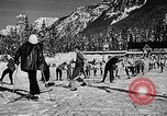Image of Ken Syverson Snoqualmie Pass Washington USA, 1948, second 31 stock footage video 65675041474