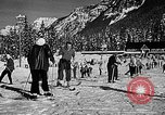 Image of Ken Syverson Snoqualmie Pass Washington USA, 1948, second 33 stock footage video 65675041474