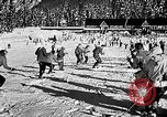 Image of Ken Syverson Snoqualmie Pass Washington USA, 1948, second 43 stock footage video 65675041474