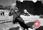 Image of Ken Syverson Snoqualmie Pass Washington USA, 1948, second 48 stock footage video 65675041474