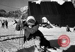 Image of Ken Syverson Snoqualmie Pass Washington USA, 1948, second 49 stock footage video 65675041474