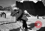 Image of Ken Syverson Snoqualmie Pass Washington USA, 1948, second 50 stock footage video 65675041474