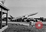 Image of missile Hawthorne California USA, 1956, second 10 stock footage video 65675041476