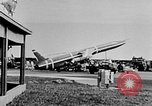 Image of missile Hawthorne California USA, 1956, second 11 stock footage video 65675041476