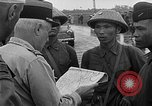 Image of French troops Haiphong Vietnam, 1955, second 28 stock footage video 65675041482