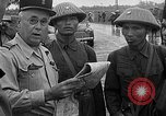 Image of French troops Haiphong Vietnam, 1955, second 29 stock footage video 65675041482