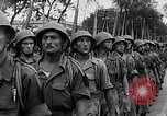 Image of French troops Haiphong Vietnam, 1955, second 35 stock footage video 65675041482