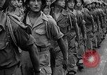 Image of French troops Haiphong Vietnam, 1955, second 36 stock footage video 65675041482