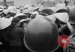 Image of French troops Haiphong Vietnam, 1955, second 46 stock footage video 65675041482