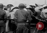 Image of French troops Haiphong Vietnam, 1955, second 59 stock footage video 65675041482