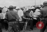 Image of French troops Haiphong Vietnam, 1955, second 60 stock footage video 65675041482