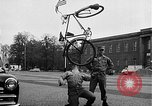 Image of Corporal Fox Berlin West Germany, 1955, second 32 stock footage video 65675041487