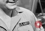 Image of Corporal Fox Berlin West Germany, 1955, second 37 stock footage video 65675041487