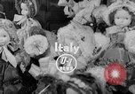 Image of International doll show Italy, 1954, second 4 stock footage video 65675041492