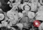 Image of International doll show Italy, 1954, second 5 stock footage video 65675041492