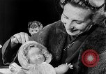 Image of International doll show Italy, 1954, second 26 stock footage video 65675041492