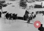 Image of skiing competition Switzerland, 1954, second 21 stock footage video 65675041496