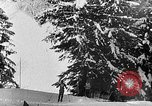 Image of skiing competition Switzerland, 1954, second 35 stock footage video 65675041496