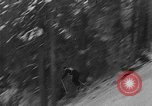 Image of skiing competition Switzerland, 1954, second 43 stock footage video 65675041496