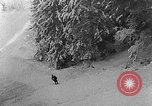 Image of skiing competition Switzerland, 1954, second 44 stock footage video 65675041496