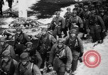 Image of German paratroops Norway, 1940, second 47 stock footage video 65675041500