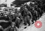 Image of German paratroops Norway, 1940, second 49 stock footage video 65675041500